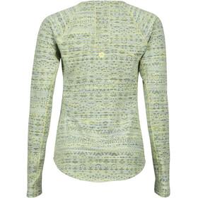 Marmot Sylvie LS Shirt Women Honeydew